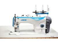 Industrial Sewing Machine JACK F 4 Direct Drive
