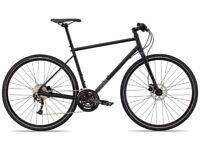 "2019/20 Marin Muirwoods Black Hybrid Bike - Size M / 17"""