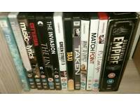 DVD all working. 50p each or 3 for £1. Joblot £5 offers welcome. Movies & films.