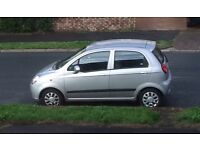 Reluctantly selling my reliable Matiz. Super low mileage, full service history.