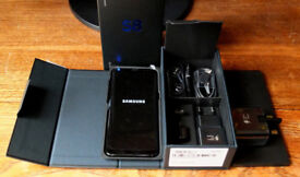 Samsung Galaxy S8 new in Box 2 years of warranty