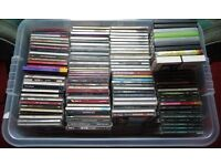 Approx 120 CDs & DVDs in Very Good Condition. £10 the lot.