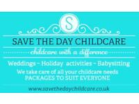 Do you need reliable childcare? Do you have a wedding or event coming up that requires childcare?