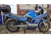 1984 BMW K100 RS - MOT Expires 06 June 2018
