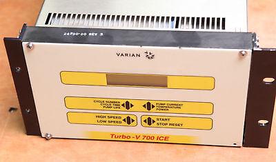 Varian V700 Ice Turbo Pump Controller