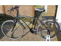 As New Gents Hybrid Cycle And Cycle Turbo.