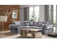 ***EXPRESS DELIVERY*** BRAND NEW VERONA CORNER SOFA OR 3+2 SOFA ON SPECIAL OFFER