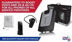 Wilson weBoost Rv 4G 470201 Signal Booster Kit For Rv New