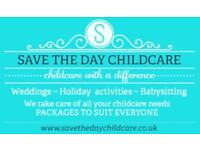Do you need reliable childcare for weddings,events,Babysitting,Ad-hoc childcare??