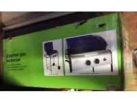BBQ brand new in box not been used £20 with wheel trolley