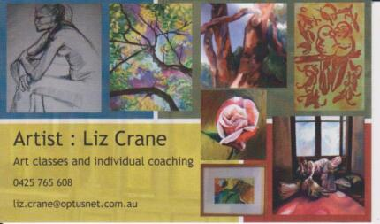 "Art Classes ""Studio Sundays""  once a month at Toronto. Kilaben Bay Lake Macquarie Area Preview"