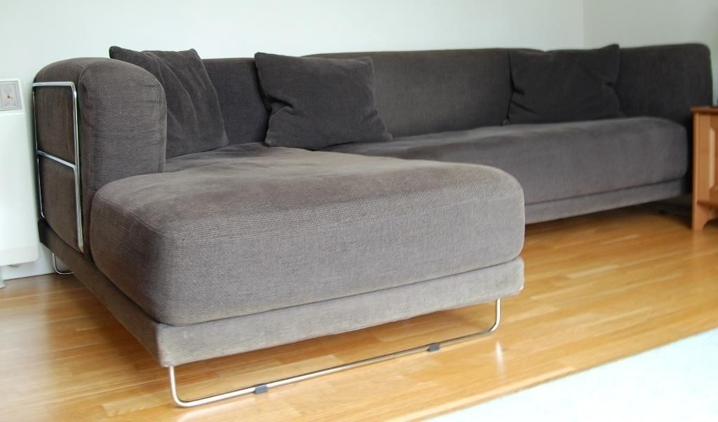 tylosand ikea 3 seater sofa l shape to the right very good condition in brentford london. Black Bedroom Furniture Sets. Home Design Ideas