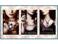 Kelley Armstrong - The Awakening Trilogy