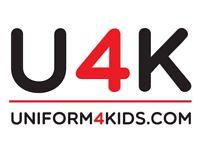 Full Time Customer Sales Advisors for School Uniform Shop