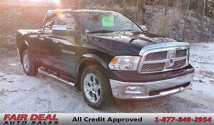 2012 Ram 1500 Laramie: SALE PRICE $30,500