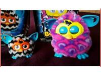 Furby and furbling fully working and boxed