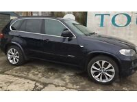 BMW X5 3.0 35d MSport 7 seater