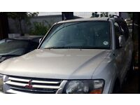 Mitsubishi Shogun Diesel Auto