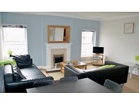 short stay city centre flat in private complex with 3 or could be 4 bedrooms and private parking