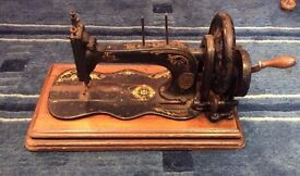 1883 Singer 12 New Family Sewing Machine