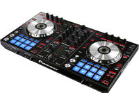 Pioneer DDJ SR (2 Channel DJ Controller) + Leads and Pioneer Carry Case