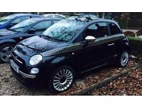Fiat 500 m-jet sport Diesel Louis Vuitton