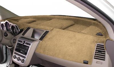 Cadillac Catera 2000-2001 Velour Dash Board Cover Mat Vanilla
