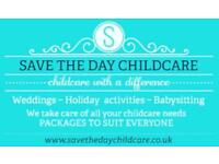 Do you need reliable childcare for weddings/events/Babysitting??