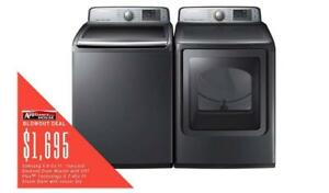 Halton Favourite ApplianceHouse has the best deals on Samsung Washer Dryers