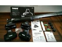 Thule Roof Bars / Feet / Fitting Kit for MK4 Golf