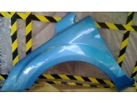FORD FOCUS 2008-2011 BRAND NEW INSURANCE APPROVED FRONT WING in VISION BLUE