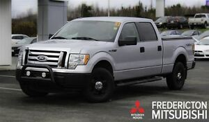 2011 Ford F-150 XLT! 4X4! CREW! 5.0L! BACKUP CAM! ONLY 88K!