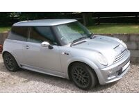 BMW Mini Cooper S (A Must Look at Condition)