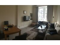 Spacious Double bedroom in two bed flat Brunswick Street