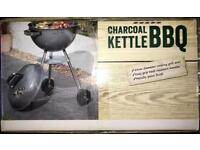 Kettle BBQ - brand new charcoal barbecue