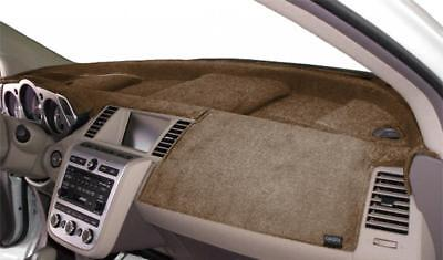 Acura TL 2007-2008 Velour Dash Board Cover Mat Mocha