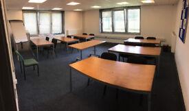 Classroom rentable