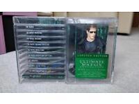 Ultimate Matrix limited edition full dvd set