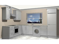 Quality Smooth Painted Kitchens Multiple Colours Available (All In Stock)
