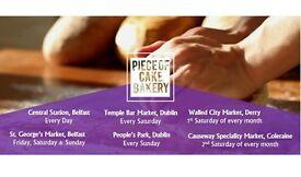 Baker or Pastry Chef - Immediate Hire - Belfast/Lisburn area