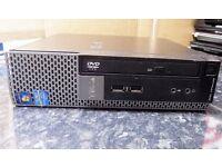 Dell Optiplex 7010 Intel Core i3-3245 3.40GHz CPU 8GB RAM 120GB SSD Windows 7 Pro