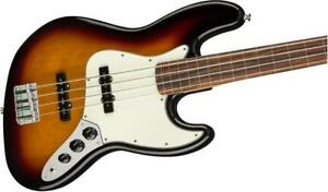Fretless Jazz Bass Player  0149933500   FENDER *neuve