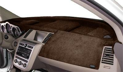 Cadillac Catera 2000-2001 Velour Dash Board Cover Mat Taupe