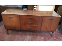Retro 1960s Legate Furniture Side Unit