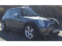 2006 MINI COOPER S R53 170 BHP SUPERCHARGER XEONS PANORAMIC ROOF 70K FSH TOTALLY STOCK SWAP PX WHY?