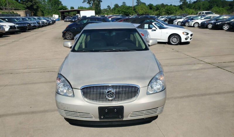 Image 4 Voiture American used Buick Lucerne 2008