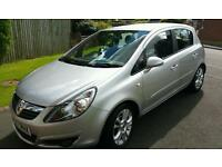 Vauxhall Corsa sxi 1.2 5-door. MOT next June 2017.