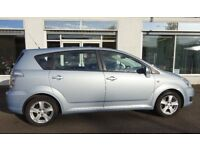 Toyota Corolla Verso T3 7 Seater 2 Owners from new