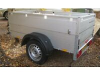 Anssems Box/Camping Trailer Model GT750