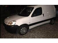 2003 Citroen berlingo 1.9 diesel cheap work van